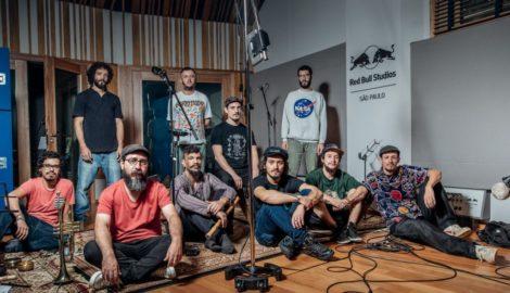 Nomade Orquestra no Sesc Ribeirão Preto
